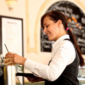 Camarero Servicio de Bar