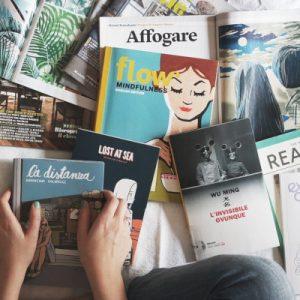 Selección y adecuación de la imagen para productos editoriales