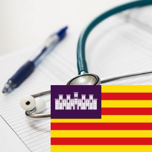 Admnistración sanidad Baleares