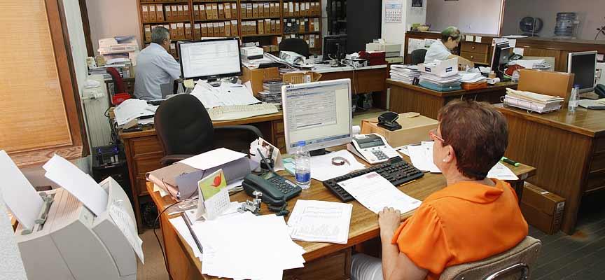 Cuerpo de Auxiliar Administrativo en Madrid.
